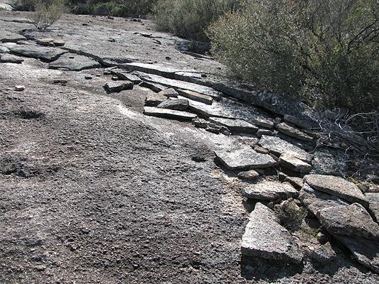 Girraween National Park Geology The Sculptured Landscape
