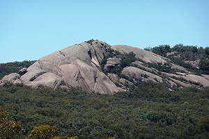 West Bald Rock.